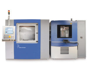 Dual Chamber Test Bench for Automotive Testing. Burst and Pressure Pulsation testing with heated media and climate chamber